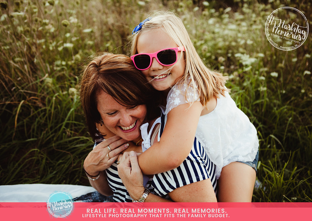 Family photographer during summer in Westfield with HashTag Memories Photography