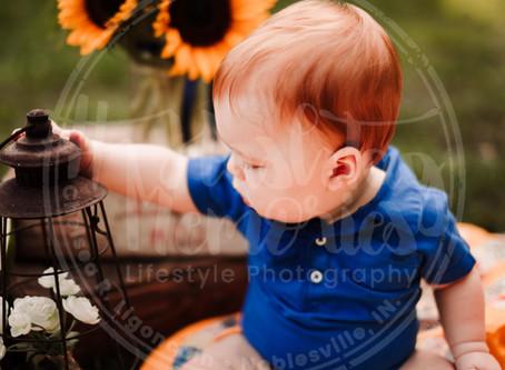 Indy Family Photography | Spliter Family | Coxhall Gardens Mini Session