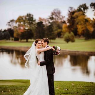 woodland country club wedding