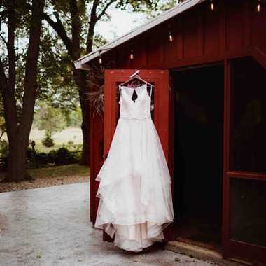 forty wayne wedding dress