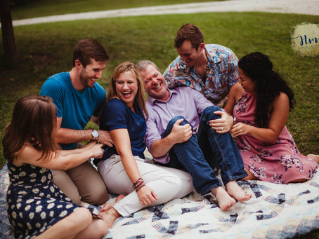 Indy Family Photographer | Adult Kiddo Session | Meet My Family: The Ligons