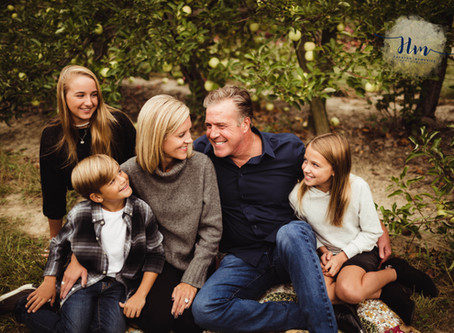 Indy Family Photography | Apple Orchard Minis @ Tuttle Farms | Nowling Family