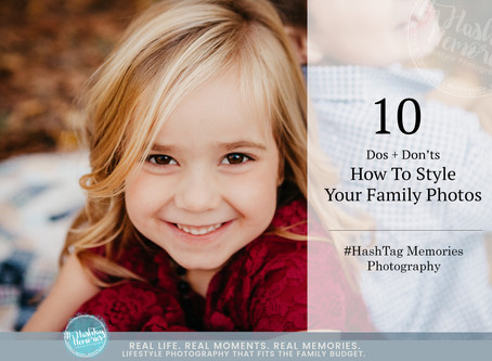 Noblesville Photography | What To Wear:  10 Dos & Don'ts | Style Your Family LIKE A PRO