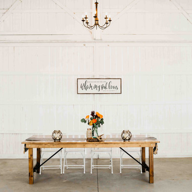 maple lane wedding reception