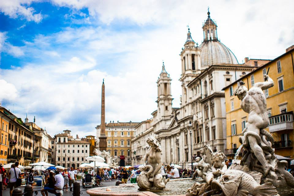 ROME: You caught me. I TOTALLY admit it...