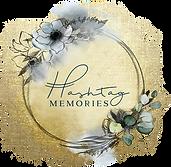 hashtag memories photography logo, central indiana photographer