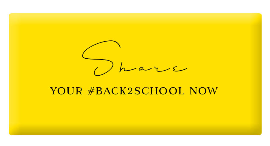 Enter Back To School GiveAway