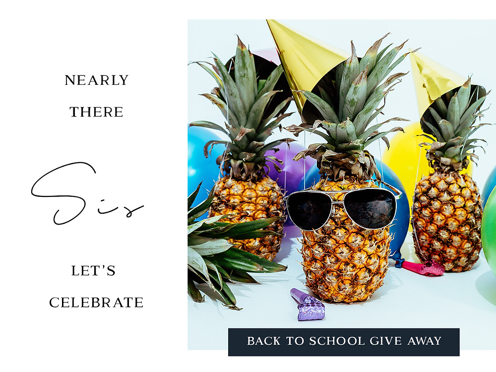 Back To School Give Away with Lil Bloomers and Hashtag Memories Photography