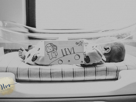 Fresh 48 NewbornHospital Visit | Indy Family Photography | Shaw Family's New Arrival