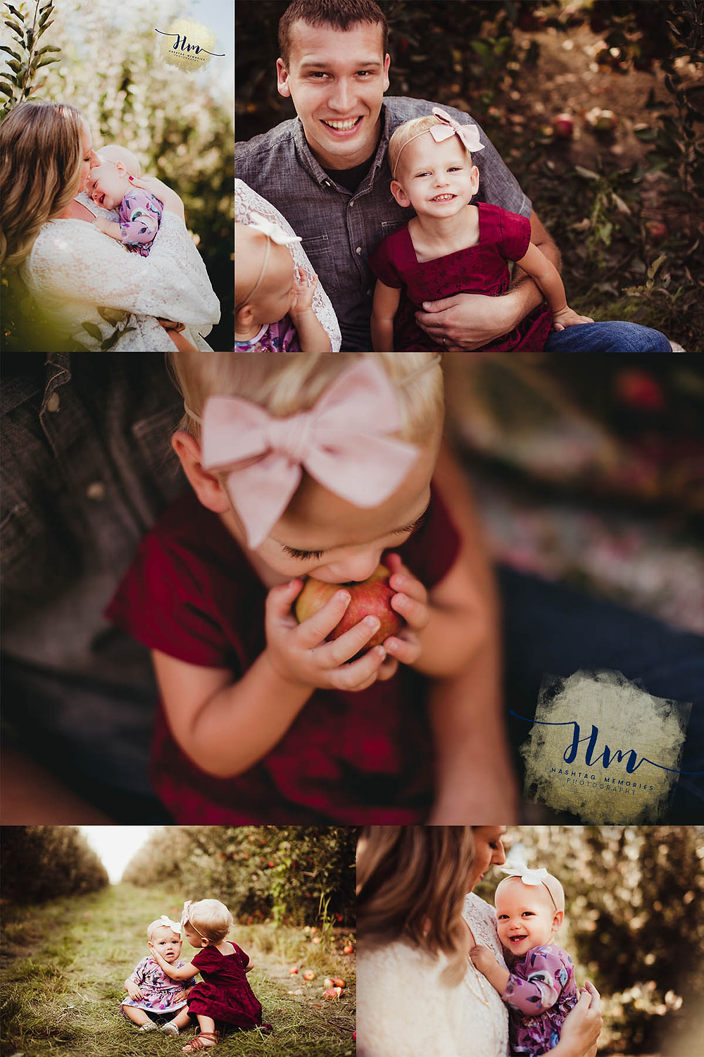 Tuttle orchard family session by Hashtag Memories photography