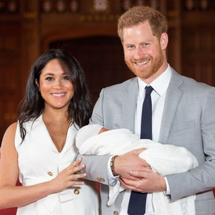 Here's what they should've named that royal young 'un.