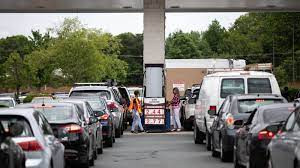"""Panic caused the """"gas shortage"""" - not the other way around."""