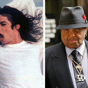 Heavenly Sources Confirm Joe Jackson Already Screaming At Michael*