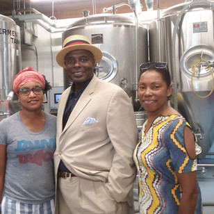 Pair brews up not just beer, but economic independence, empowerment