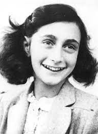 Anne Frank was right: no need to wait to improve the world.