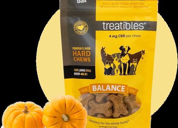 Treatibles - Balance Pumpkin