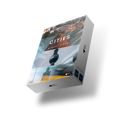 Cities Preset Pack
