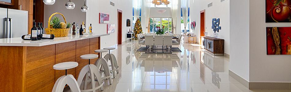 Private Villa Kitchen