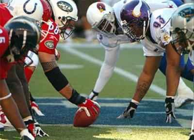 Super Bowl Practice