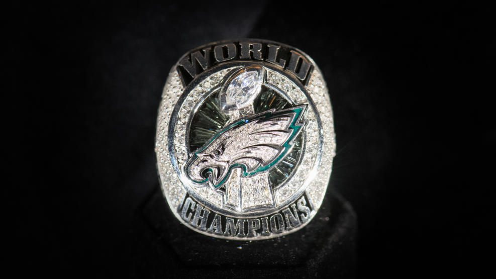 Super Bowl 52 Championship Ring