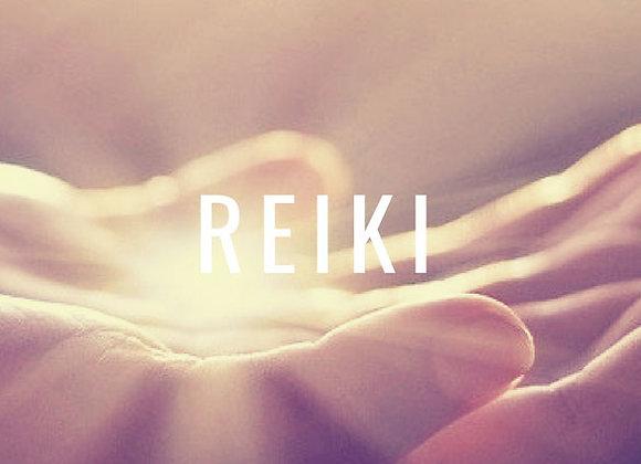 Distant Healing Reiki