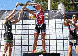 Ironman 70.3 Sunshine Coast, Australia