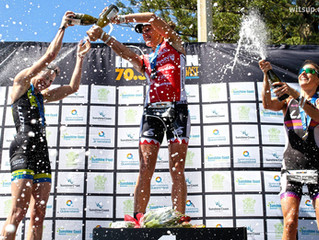 Ironman 70.3 Sunshine Coast, Australia