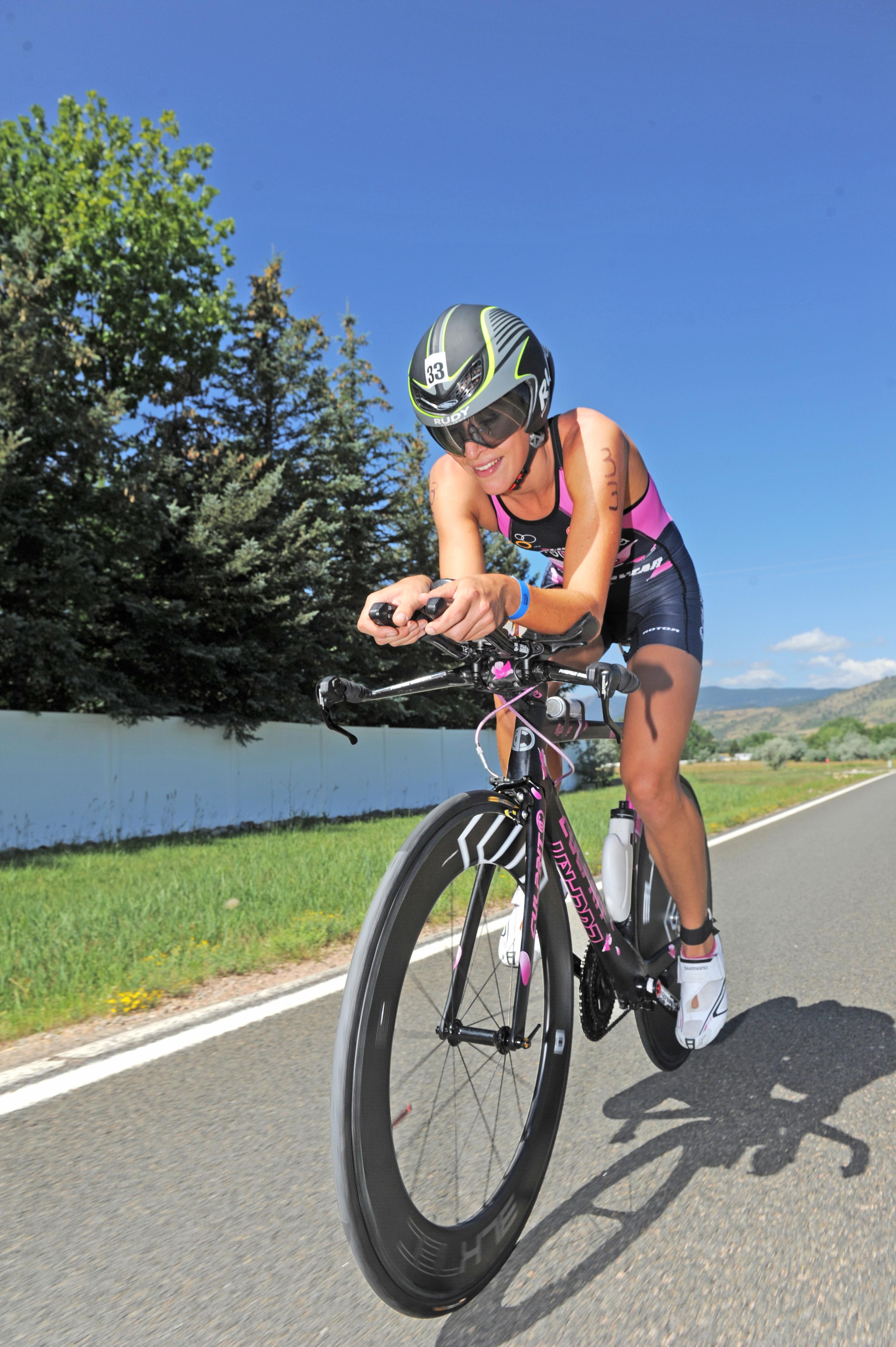 Radka Vodickova rides Boulder Peak 2014 DSC_6461.jpg
