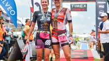 Czech Republic's Radka Kahlefeldt still reigns as the champion of Alveo Ironman 70.3 Davao