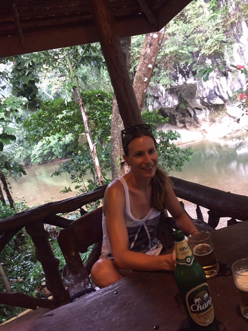 Thailand Monkey Hole
