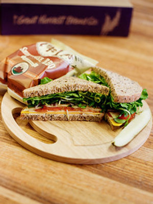 Assorted Sandwiches- Family 4-Pack (Vegetarian)