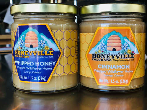Honeyville Whipped Wildflower Honey