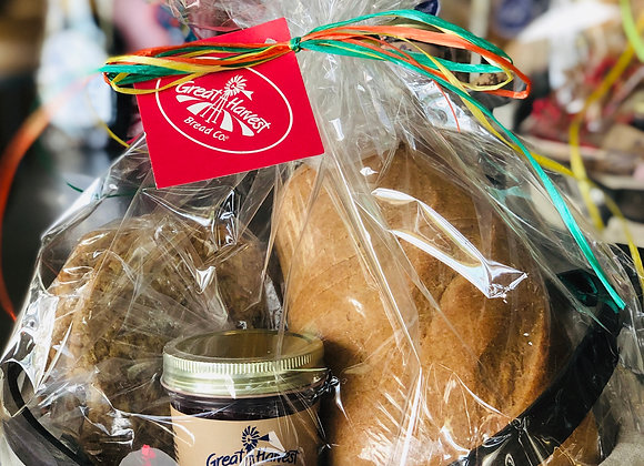 CBJ: Cookies, Bread, Jam