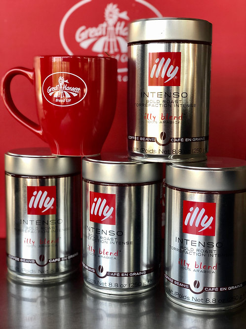 Illy Coffee Beans
