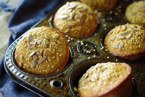 Dakota Date Low Fat Muffin