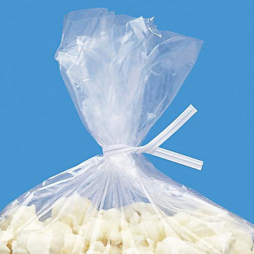Freezer Bags & Ties