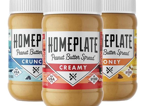 Peanut Butter - Home Plate