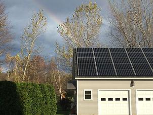 Herzog Solar Install Ferrisburg Vermont
