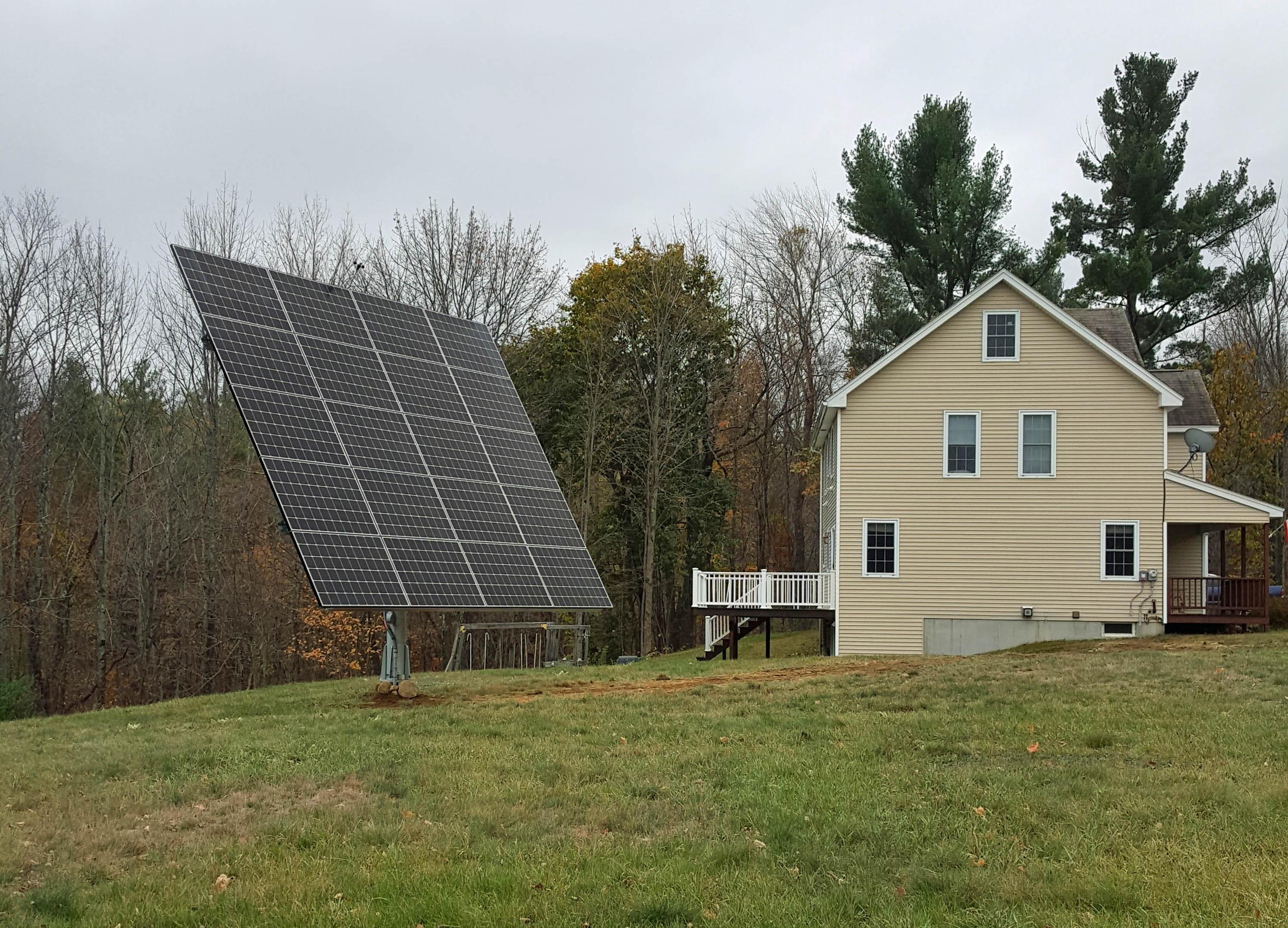 Green Mountain Solar - A Vermont Solar Energy Company