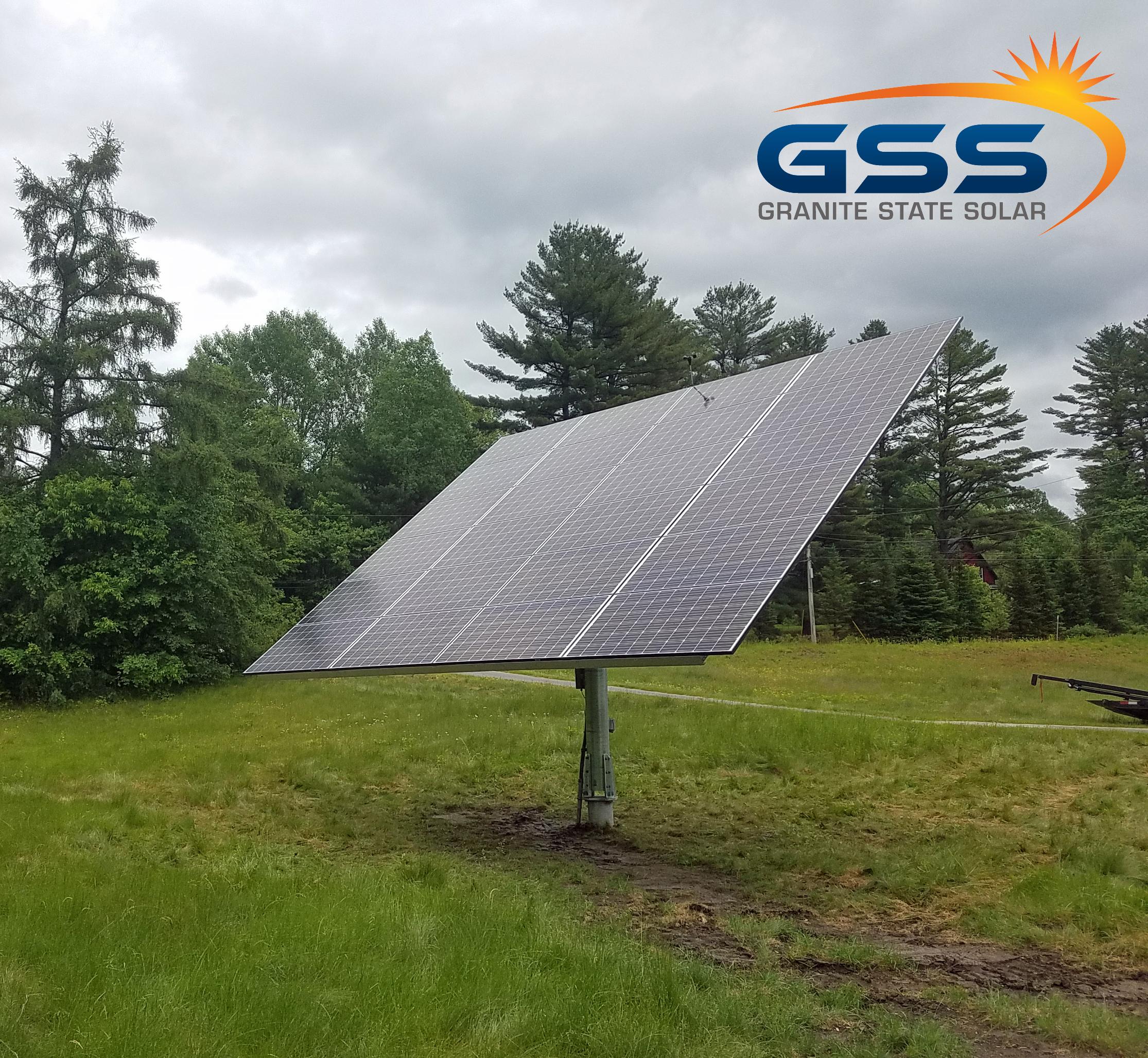 Home   Granite State Solar