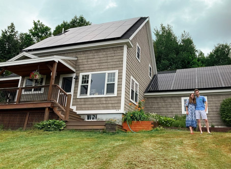 5 Reasons to Get Solar Panels in Vermont