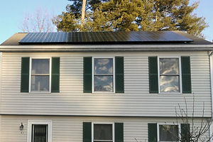 Residential Roof Mount Solar