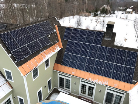 How Do I Get Snow Off My Solar Panels in Vermont?