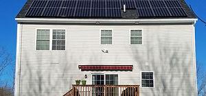 GMS Solar Panel Install
