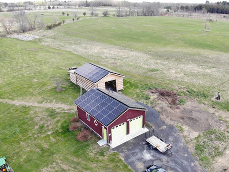 Vermont Maple Farmer Ups His Environmental Game with Solar Power