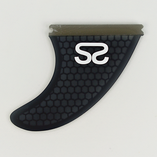 Future Thruster fins -Smoked honeycomb