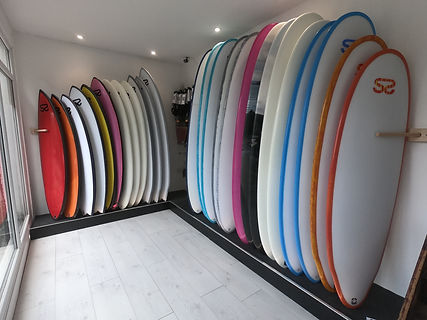 Surfboards UK Ltd Surf shop