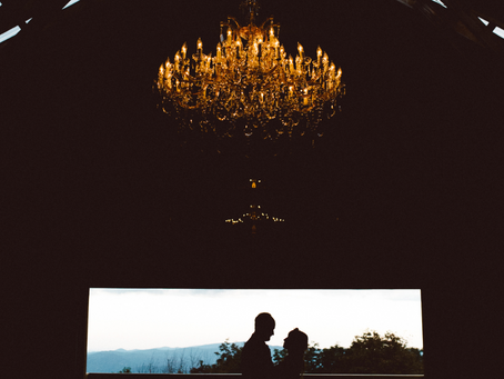 OUR WEDDING IN THE MOUNTAINS