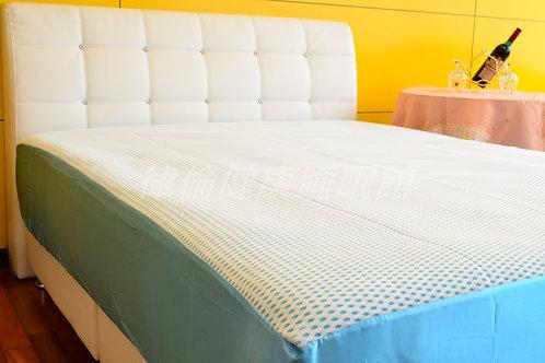 弗麗透氣科技立體布面床包墊