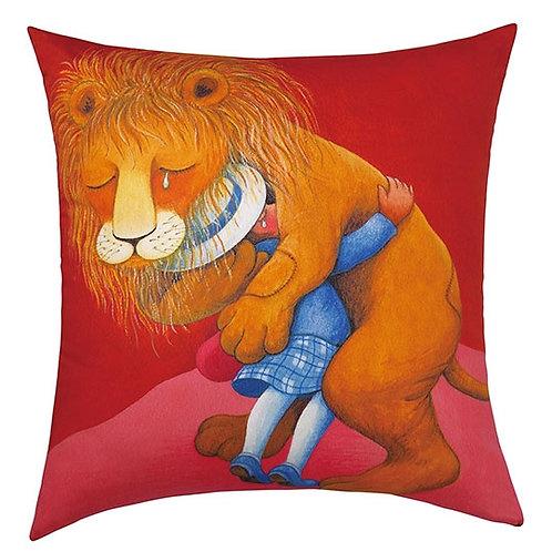 數位抱枕 - 獅子抱抱